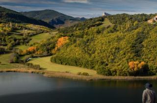 fifth lake- pyrenees