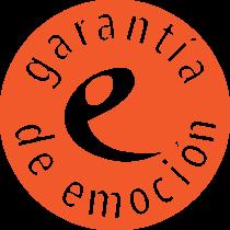 garantía de emoción