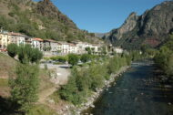 Salins Gerri de la Sal Pirineu Català