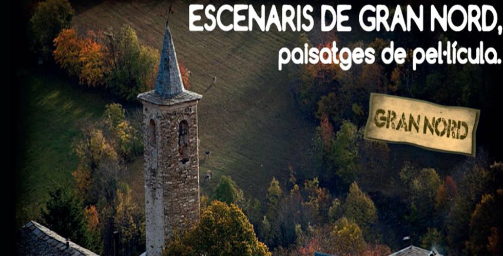 Grand Nord de TV3 Paisajes de Pelicula
