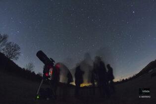 turismo pirineos observar estrellas