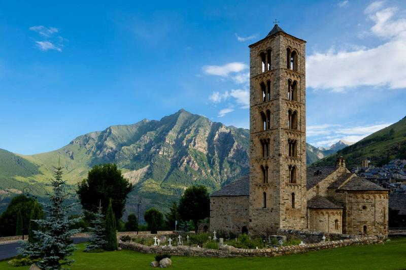 Cl sico vall de bo pirineo catal n pirineu emoci - Casa rural en pirineo catalan ...