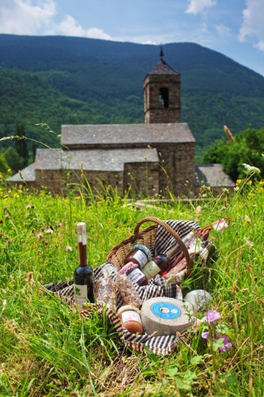 Viaje gastronómico a los Pirineos-Vall de Boí