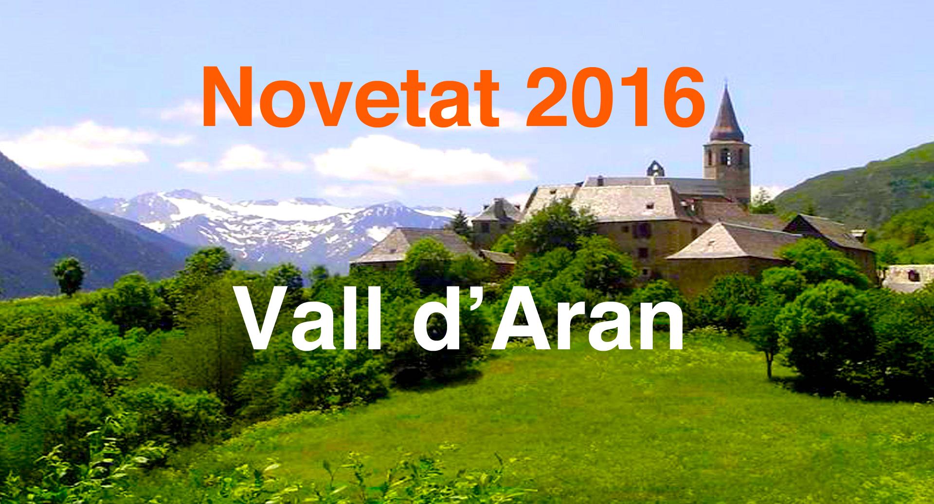 Valle de Aran - Turismo en el Valle de Aran - Viaje Organizado