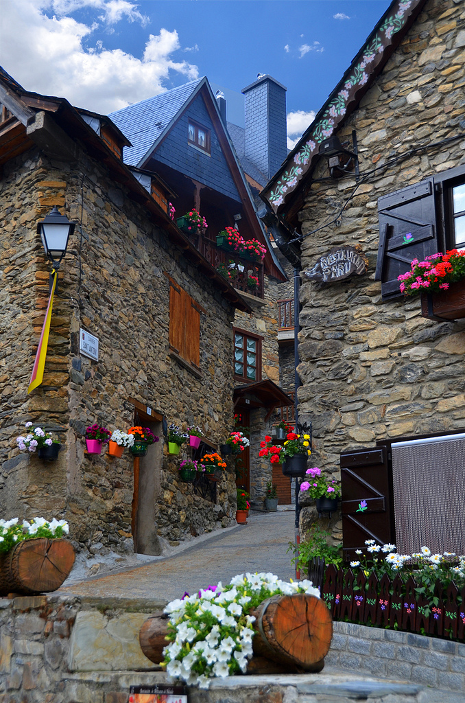 Valle de aran turismo en el valle de aran viaje organizado - Inmobiliarias valle de aran ...