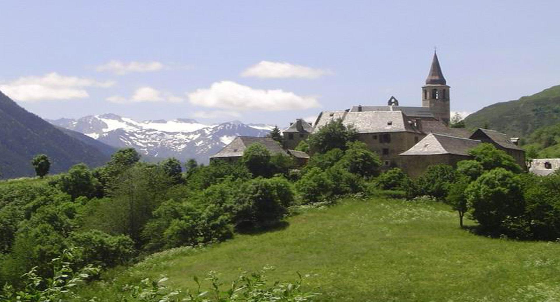 Valle de aran turismo pirineu emoci - Inmobiliaria valle de aran ...