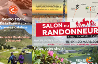 salon du randonneur 2016 Lyon France
