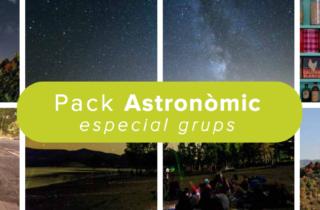 Turisme Astronòmic Espanya-Montsec