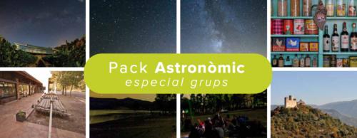 urisme Astronomic ESPANYA MONTSEC