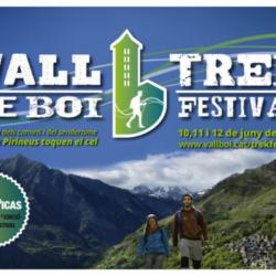 Trek festival VALL DE BOÍ