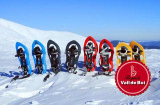 excursion-con-raquetas-de-nieve-pirineos