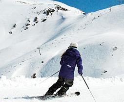 esqui parella