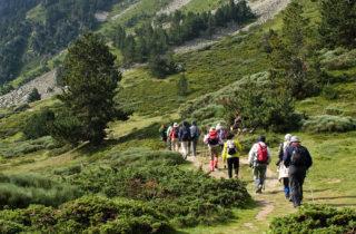 Viajes de senderismo - Pirineos